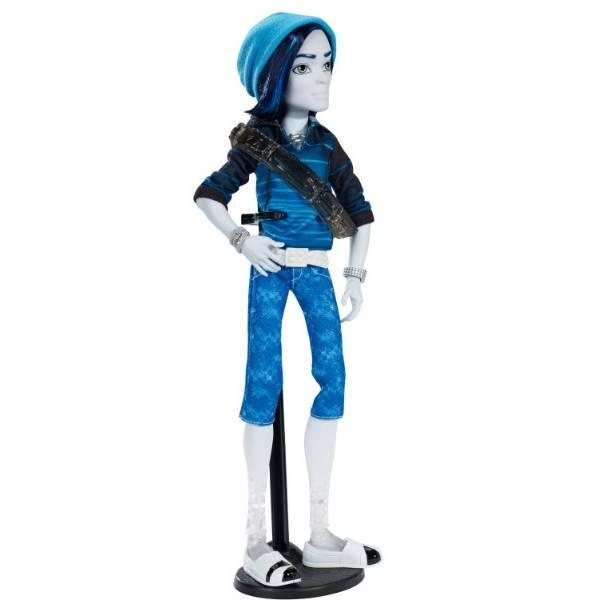Кукла Monster High Инвизи Билли из серии Новый Скарместр