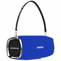 Портативная Bluetooth колонка SPS Hopestar A6, синяя