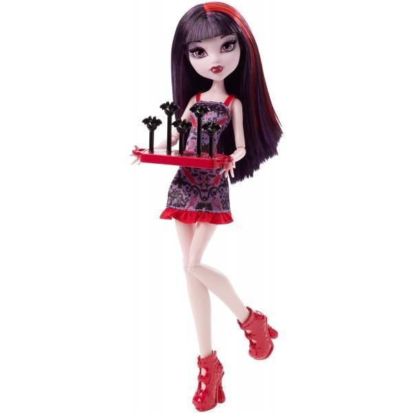 Monster High Кукла Элизабет из серии Школьная ярмарка Ghoul Fair Elissabat Doll