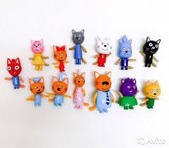 Игровые наборы с фигурками мультгероев и фигурок героев