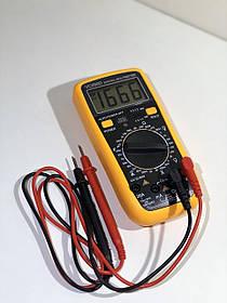 Цифровий Професійний мультиметр VC890D