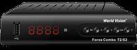 КОМБО ресиверы DVB-S2/Т2