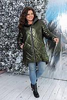 Двусторонняя женская куртка 05134
