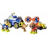 Paw Patrol Игровой набор Щенячий патруль в джунглях Jungle Explorer Vehicle & Figure Set