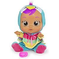 Cry Babies Интерактивная кукла пупс Плачущий младенец попугай Лоретта loretta doll