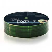 Диск TDK DVD+R 4,7Gb 16x Bulk 25 pcs