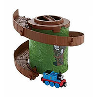 Fisher-Price Thomas the Train спиральная башня Spiral Tower Tracks with Thomas