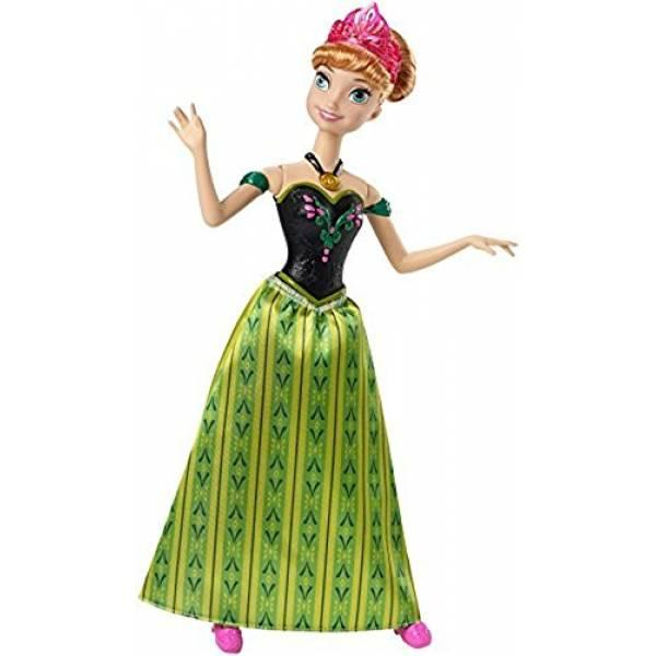 Disney Frozen поющая Анна Singing Anna