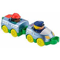 Fisher-Price паравозик Little People Wheelies Train Toy