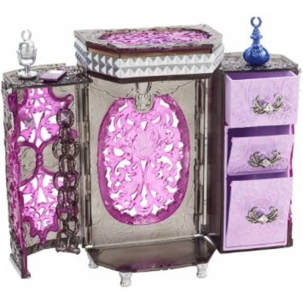 Ever After High шкатулка Рейвен Raven Queen's Jewelry Box