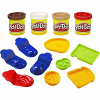 Набор пластилина Play-Doh Мини ведерко Пикник, фото 1