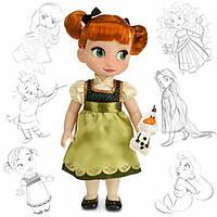 Кукла Анна аниматор Дисней Disney Animators Collection Anna, фото 1