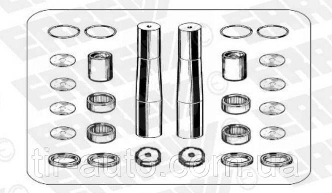 Ремкомплект шкворня DAF LF 45 01.01- ( 32/40x171,5 ) ( CEI ) 711891