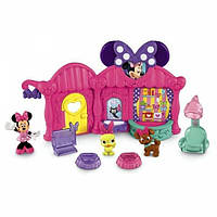 Fisher-Price Салон Минни Маус для животных Disney's Minnie Pet Salon