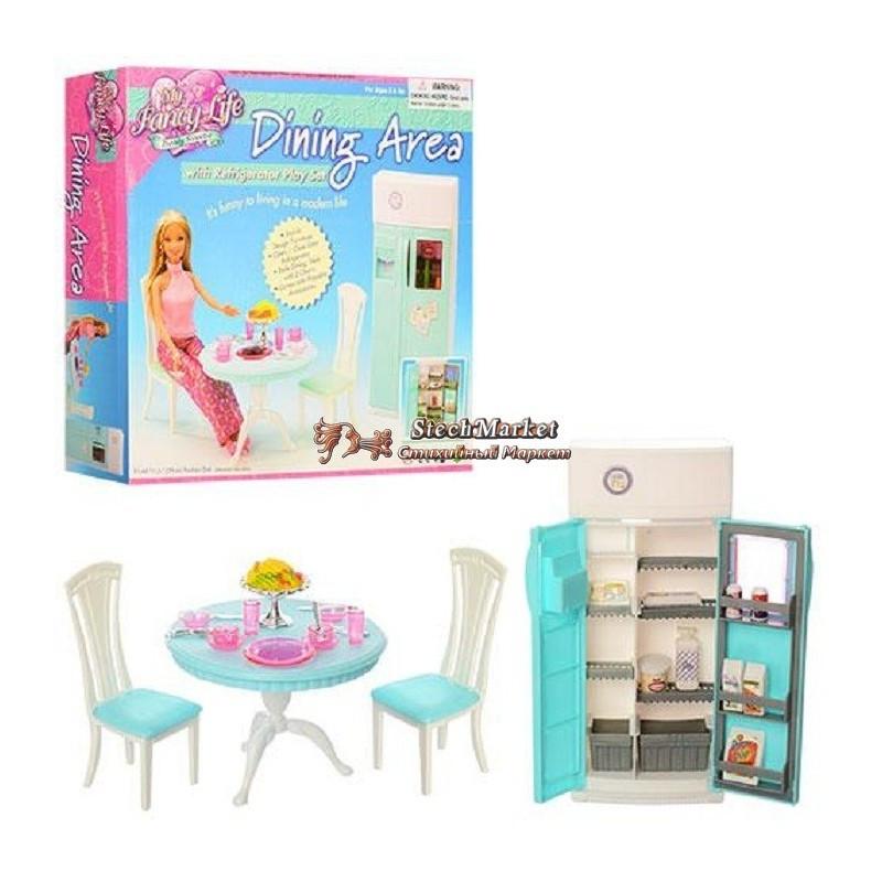 """Кукольная мебель """"Кухня"""" Gloria 2812"""