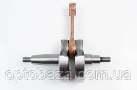 Коленчатый вал для мотокосы серии 40 - 51 см, куб, фото 3