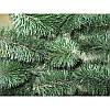 """Искусственная елка """"Принцесса"""" зелёная с белыми кончиками 1.9м, фото 2"""