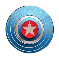 Спиннер Spinner Щит Капитан Америка металл №50