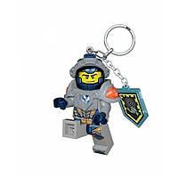 LEGO Nexo Knights Брелок-фонарик Клей Clay Key Light with Shield Power IQLGL-KE87, фото 1