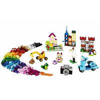 LEGO Classic Большая креативная коробка Large Creative Brick Box 10698, фото 1