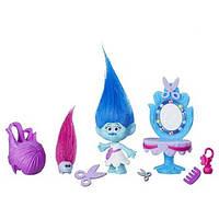 """DreamWorks Парикмахерская Медди Trolls Maddy""""s hair studio"""