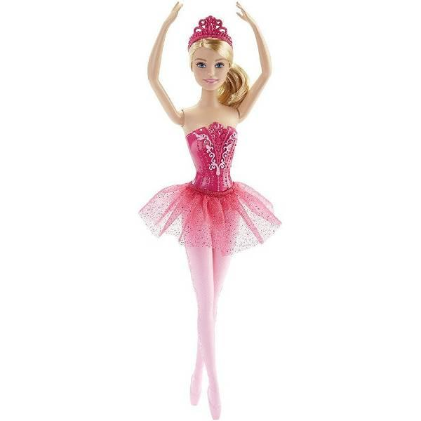 Barbie Барби сказочная балерина розовая Fairytale Ballerina Doll Pink