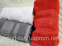 Комплект полотенец Cestepe 3 - бамбук кухня 3шт^ 40х60  Турция   pr-25, фото 1
