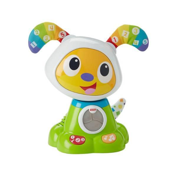 Fisher-Price Щенок робота Бибо Dance & Move BeatBowWow