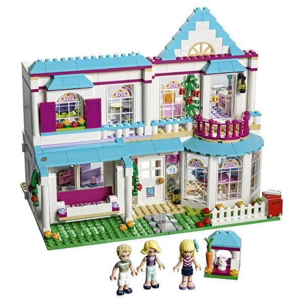 LEGO Friends Дом Стефани Stephanie's House 41314 Building Kit