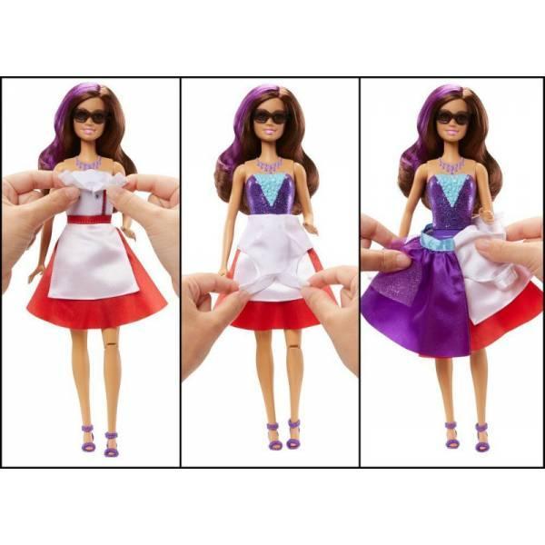 Barbie Шпионы Секретный агент Тереза. Тайный агент Шпионская история Spy Squad Teresa Secret Agent Doll