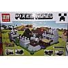 Конструктор Minecraft Pixel World ZB361 4в1 1271 деталь, фото 2