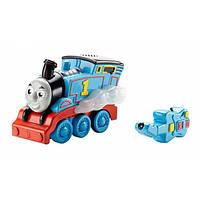 Fisher-Price Паровозик Томас на радиоуправлении Thomas the Train Steam Rattle & Roll Thomas