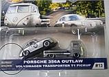 Hot Wheels Team Transport Volkswagen T1 Transporter Pickup. Уценка, фото 2