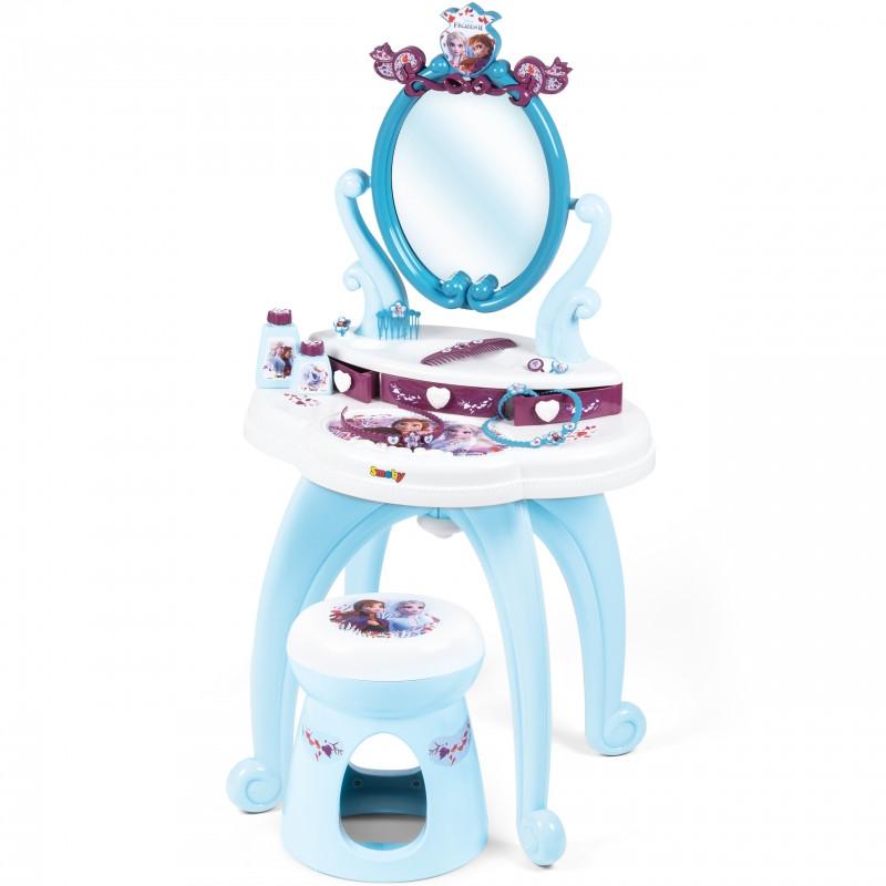 Туалетный столик со стульчиком Frozen Smoby 320233