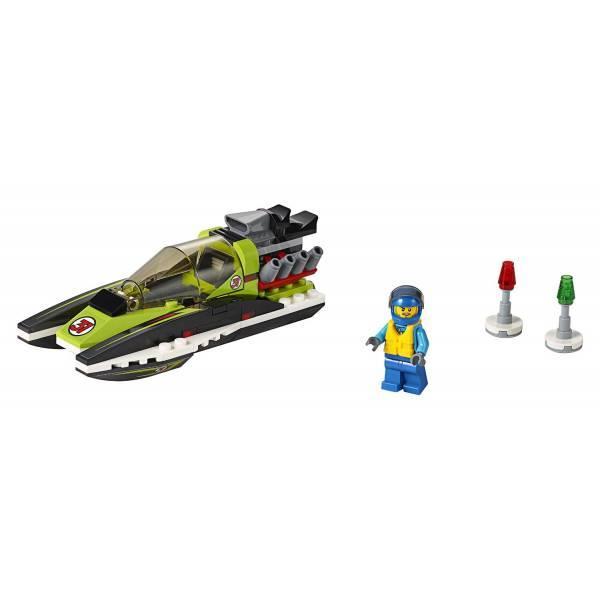 LEGO CITY Гоночный катер Race Boat 60114
