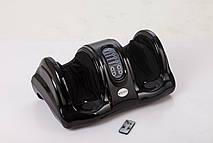 Масажер для ніг Zenet ZET-763 роликовий з компресією для стоп, гомілок і литок