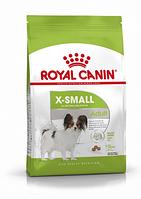 Корм для собак миниатюрных пород 3 кг. Royal Canin (Роял Канин) X-Small Adult