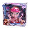"""Кукла голова для причесок и макияжа """"Frozen"""" 2 вида, фото 3"""