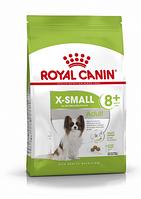 Корм для собак миниатюрных пород старше 8 лет 500 гр. Royal Canin (Роял Канин) X-Small Mature +8