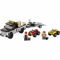 Lego City Гоночная команда ATV Race Team 60148 Best Toy