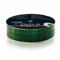 Диск TDK DVD-R 4,7Gb 16x Bulk 25 pcs