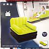 Надувное кресло трансформер (раскладное) BestWay 67277 193-102-46см, фото 2