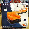Надувное кресло трансформер (раскладное) BestWay 67277 193-102-46см, фото 3