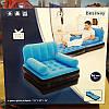 Надувное кресло трансформер (раскладное) BestWay 67277 193-102-46см, фото 4