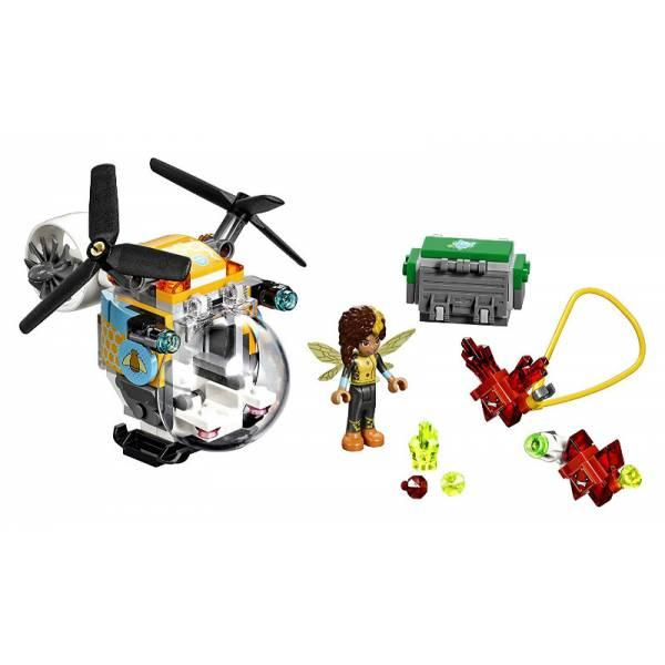 Lego DC Super Hero Girls Вертолёт Бамблби Bumblebee Helicopter 41234 DC Collectible