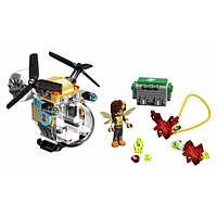 Lego DC Super Hero Girls Вертолёт Бамблби Bumblebee Helicopter 41234 DC Collectible, фото 1