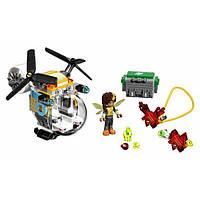 Lego DC Super Hero Girls Вертолёт Бамблби Bumblebee Helicopter 41234 DC Collectible