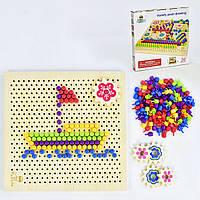 Деревянная детская мозаика 35952