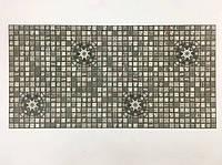 Панель ПВХ Регул Мозаїка Медальйон олива 955х488 мм