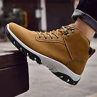 Теплые мужские кроссовки. Модель 8341, фото 2